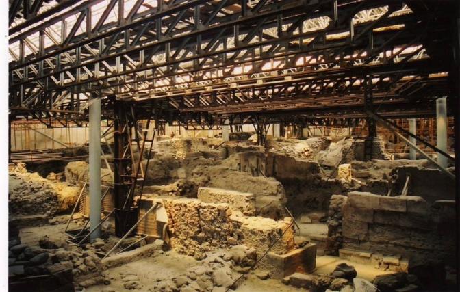 Akrotiri: Abandoned and Preserved