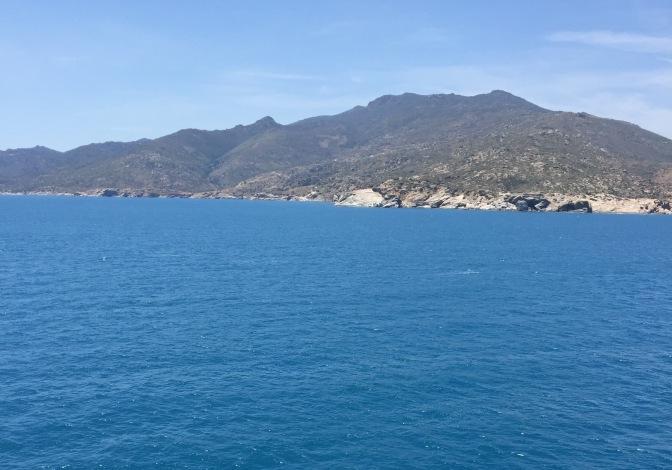 Santorini from the Beginning