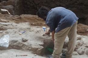 Excavation of Xeste 3