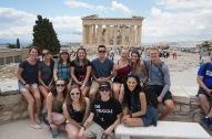 The Parthenon, Acropolis
