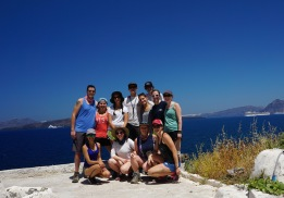 At the base of Cape Plaka
