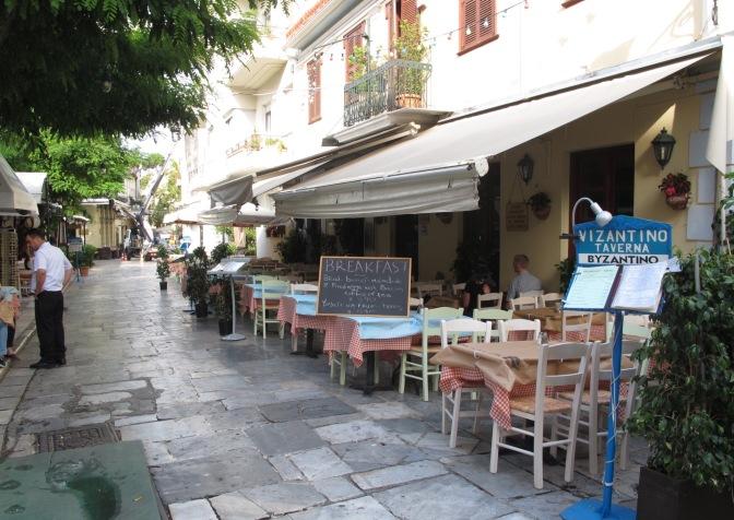 The Cuisine of Greece