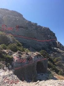 Figure 9. Cape Plaka Outcrop