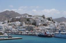 Port of Naxos