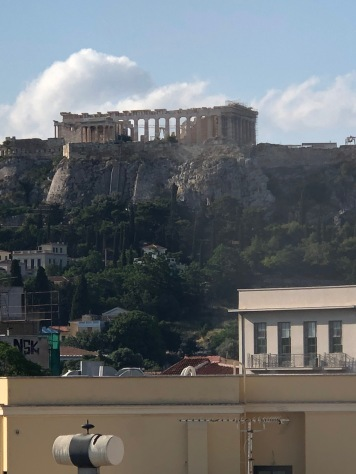 Date: June 13th, 430 BC - Today, I am back at home. I traveled to the Acropolis (pictured above), Temple of Zeus, Temple of Poseidon, and the Sanctuary of Aphrodite which were all places I will never forget. This concludes my travel journal, I hope that I will get to travel again soon and visit different landmarks. Thank you for reading my diary and taking the time to travel with me! With love, Shadow the Cat