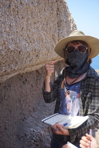 Natasha measuring the Minoan phases 0 and 1 (aka bank robber)